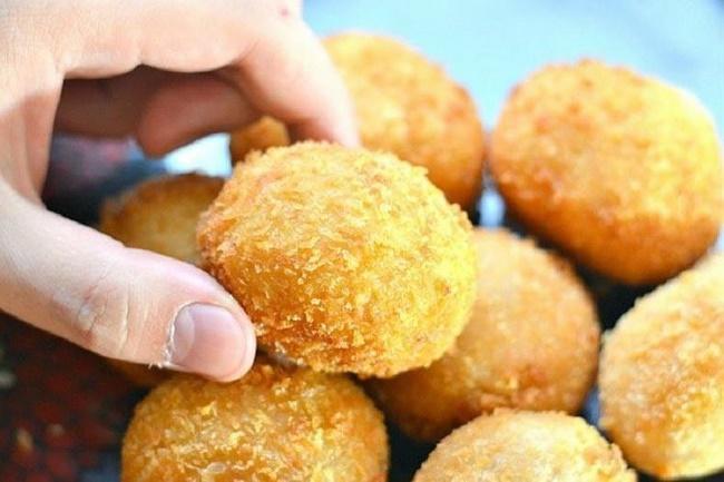 Bánh khoai sọ phố lệ giảm cân