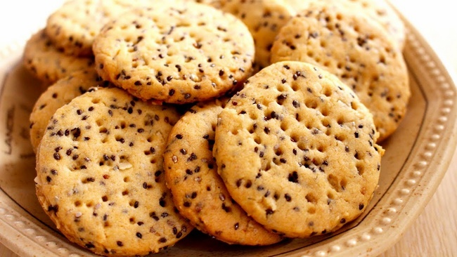 Bánh mì Muffin hạt chia giảm cân