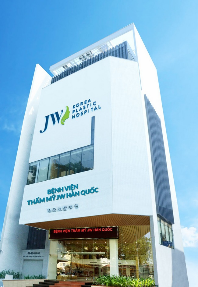 Bệnh viện thẩm mỹ JW Hàn Quốc hoạt động theo phương thức nhượng quyền thương hiệu