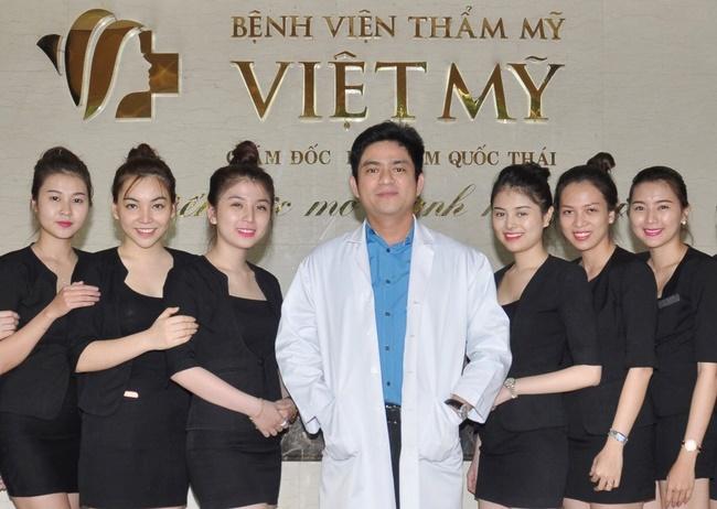 Bệnh viện thẩm mỹ Việt Mỹ do Bác sĩ Chiêm Quốc Thái điều hành chính