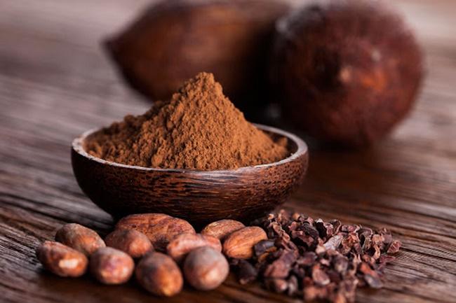 Cacao chứa giàu chất chống oxy hóa mạnh mẹ bảo vệ da khỏi dấu hiệu lão hóa
