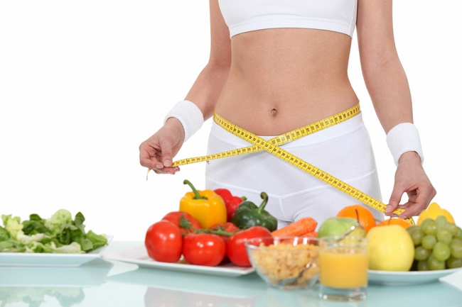 Cắt giảm calo trong chế độ ăn kiêng giảm cân