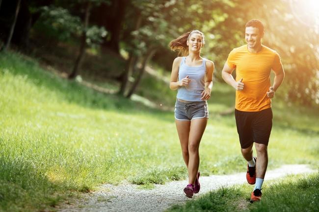 Chạy bộ giảm mỡ bụng hiệu quả siêu nhanh