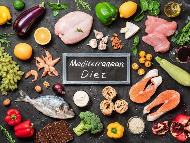 Làm thế nào để xây dựng chế độ ăn giảm cân hợp lý Địa Trung Hải