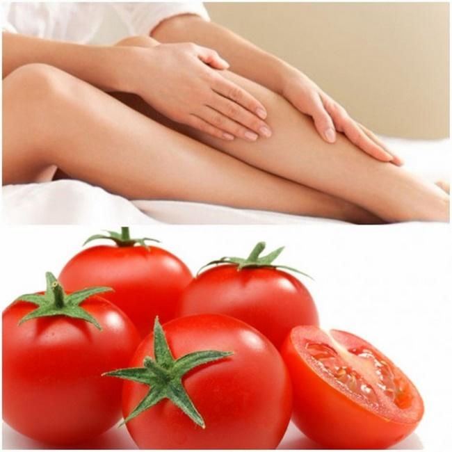 Chỉ nên dùng cà chua 1 - 2 lần/tuần để đạt hiệu quả tốt nhất