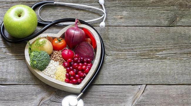 Cho trái tim khỏe mạnh, tăng cường hệ miễn dịch