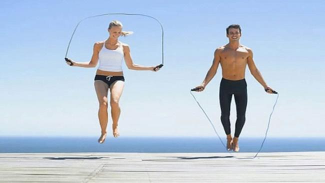 Chọn dây nhảy phù hợp rất quan trọng giúp quá trình diễn ra thuận lợi