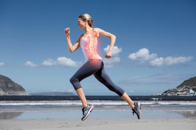 Dứa chứa hàm lượng mangan và canxi cao giúp duy trì xương chắc khỏe