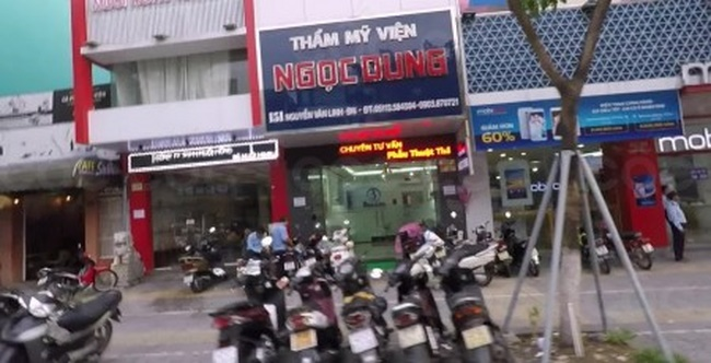 Địa chỉ thẩm mỹ viện Ngọc Dung chi nhánh Cần Thơ