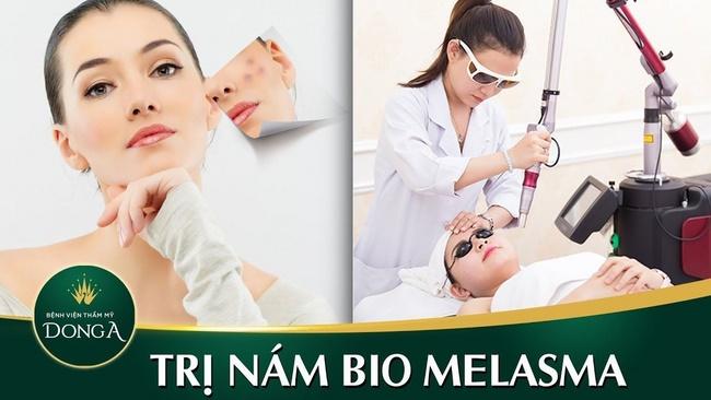 Dịch vụ điều trị da tại Đông Á