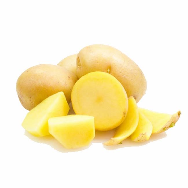 Điều trị mụn thịt ở cổ bằng khoai tây