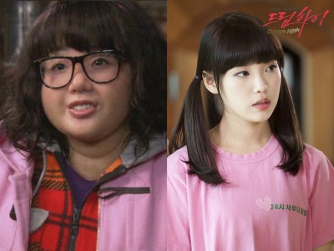 Sự thay đổi của nàng Pil Sook trở thành động lực bao cô nàng mong muốn giảm cân