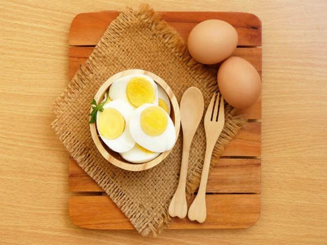 Giảm cân bằng trứng được chuyên gia đánh giá cao và khuyên sử dụng