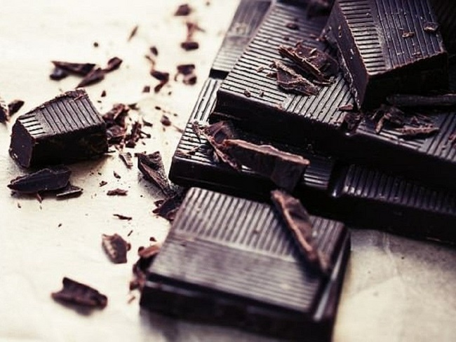 Giảm cân cấp tốc với socola đen