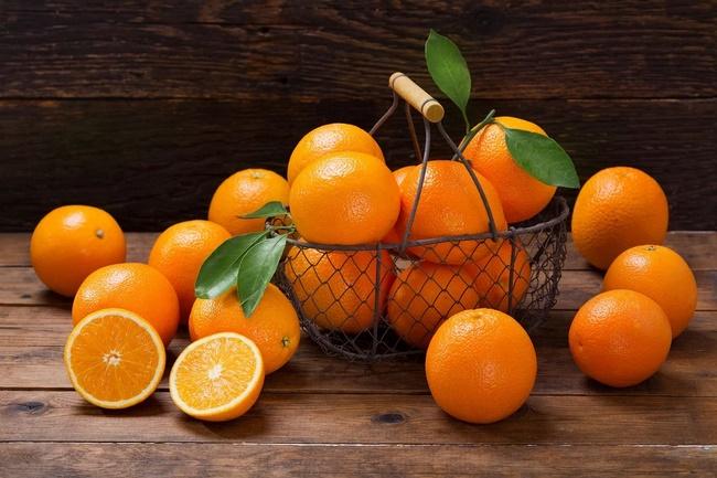 Giảm cân nhanh tại nhà cho nữ bằng cam