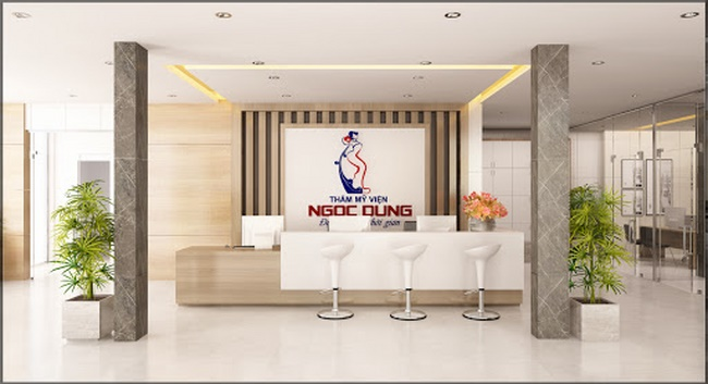 Hệ thống chi nhánh thẩm mỹ viện Ngọc Dung tại Hà Nội