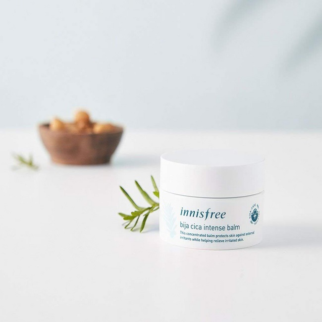Kem Innisfree Bija Cica Intense Balm 25ml