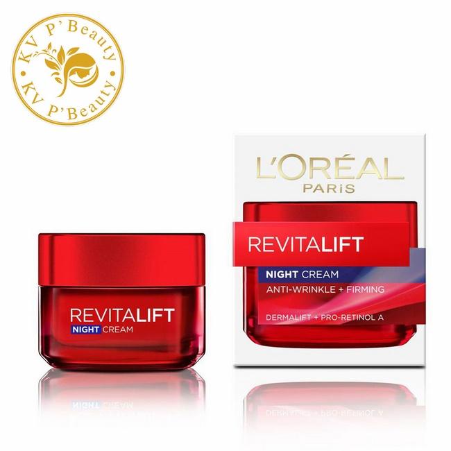 Kem chống lão hóa LOREAL Revitalift Night Cream