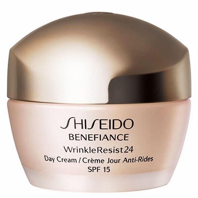 Kem chống lão hóa ban đêm Shiseido SPF 18 Benefiance Wrinkle-Resist 24