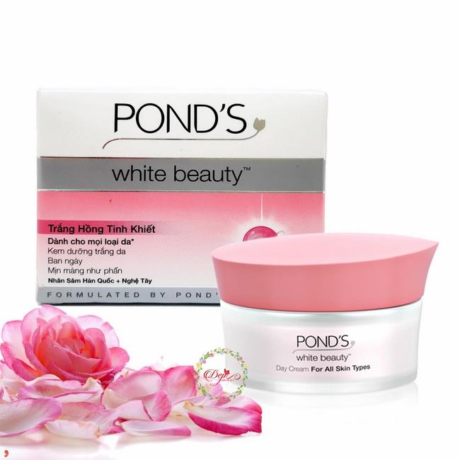 Kem chống lão hóa ban ngày Pond's White Beauty