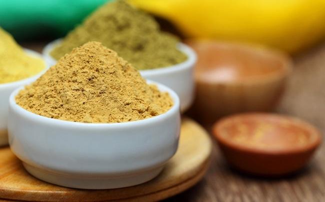 Kết hợp nha đam với bột đàn hương chống viêm, kháng khuẩn
