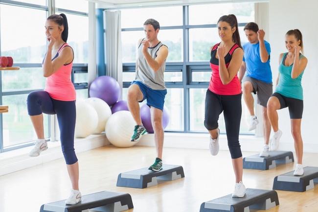 Thực hiện ngay bài tập Aerobic giảm mỡ bụng dưới hiệu quả tại nhà