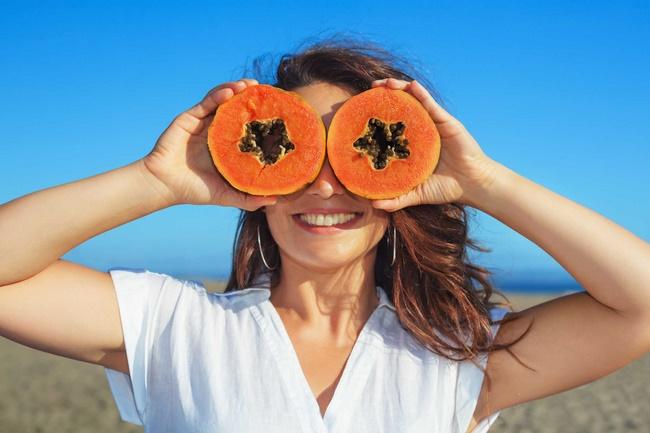 Ăn đu đủ giảm cân và những lợi ích mang lại cho sức khỏe người sử dụng