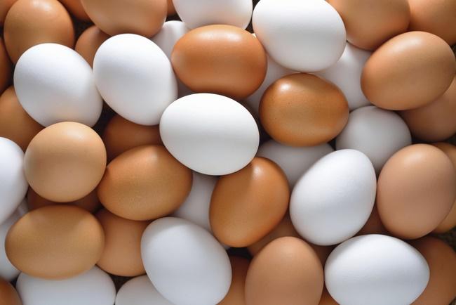 Nên ăn trứng gà giảm cân tốt hơn trứng vịt