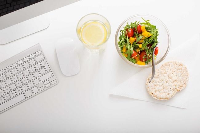 Nguyên tắc lên thực đơn giảm cân nhanh cho dân văn phòng