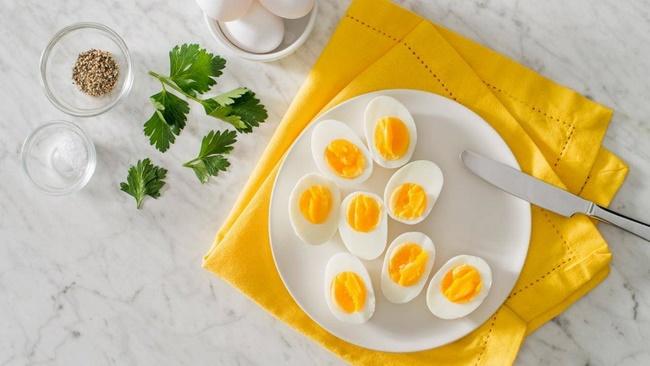 Những lưu ý khi ăn trứng giảm cân hiệu quả
