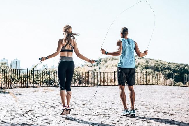 Nhảy dây giảm mỡ bụng hiệu quả còn rất tốt cho sức khỏe