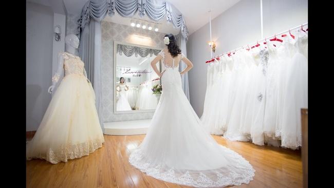 Những tiệm áo cưới ở đường Hồ Văn Huê nổi tiếng nhất hiện nay