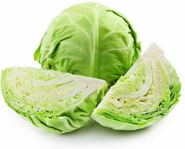 Rau cải xanh giàu chất dinh dưỡng giúp làm chậm quá trình lão hóa hiệu quả
