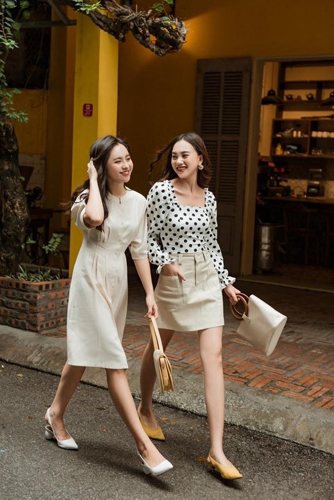 Shop Ceci Cela nổi tiếng là shop bán chân váy bút chì tại Hồ Chí Minh đẹp
