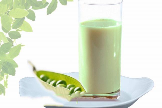 Uống sữa đậu xanh giảm cân hiệu quả