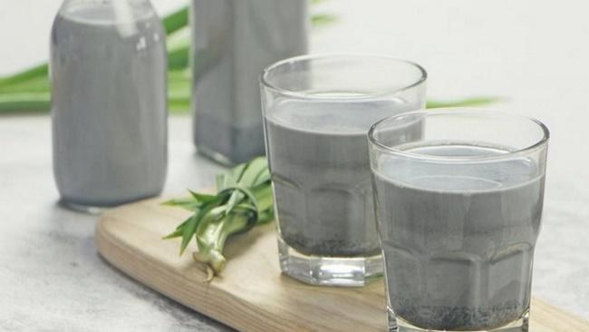 Sữa mè đen giảm cân