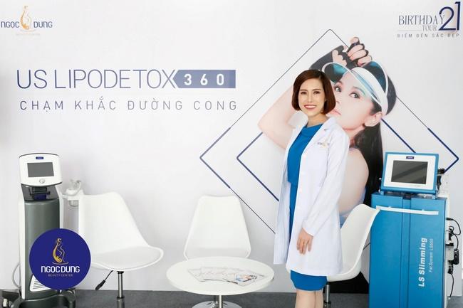 Tại Ngọc Dung cung cấp nhiều dịch vụ chăm sóc da chuyên sâu như tắm trắng, triệt lông