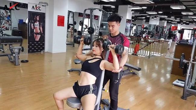 Tập Gym giảm mỡ bụng hiệu quả