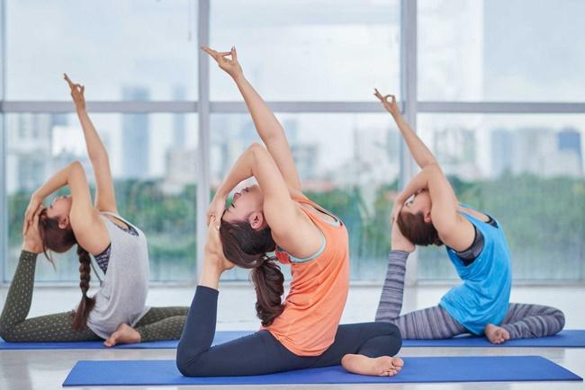Tập Yoga giảm mỡ bụng sau sinh, cải thiện tinh thần giảm stress và trầm cảm hiệu quả