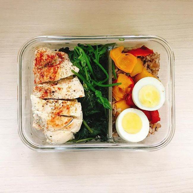 Tham khảo thực đơn ăn trứng giảm cân trong 1 tuần