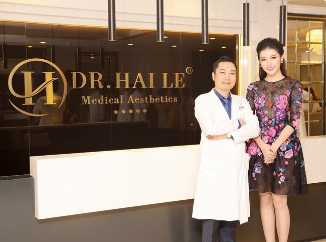 Thẩm mỹ viện Dr. Hải Lê được thành lập bởi Thạc sĩ. Hải Lê có hơn 20 năm kinh nghiệm trong ngành làm đẹp