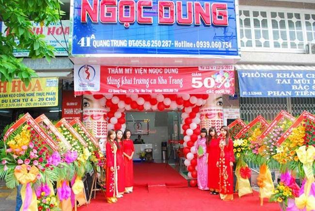 Thẩm mỹ viện Ngọc Dung chi nhánh Nha Trang