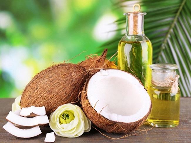 Thực đơn giảm cân bằng tinh dầu dừa của người Mỹ