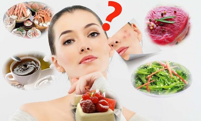 Thực phẩm cần ăn và không nên ăn sau khi trị mụn thịt