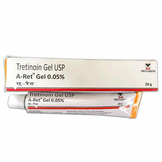 Thuốc trị mụn cóc bôi ngoài Tretinoin