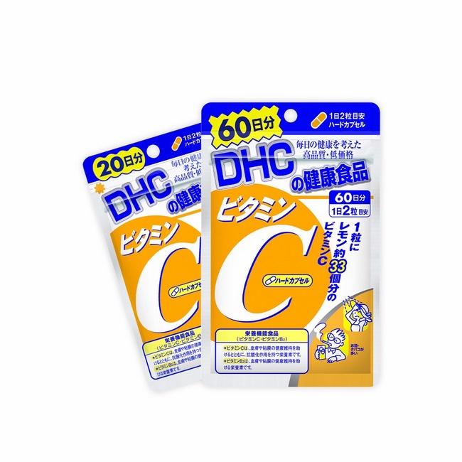 Thuốc uống DHC Vitamin C làm đẹp da chống lão hóa