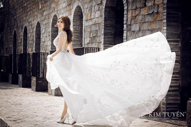 Tiệm áo cưới ở đường Hồ Văn  Huê Studio Kim Tuyến Bridal
