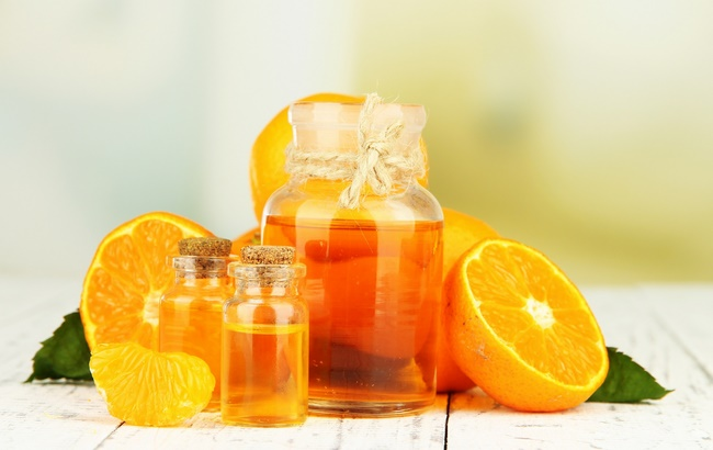 Uống nước vỏ cam giảm cân hiệu quả