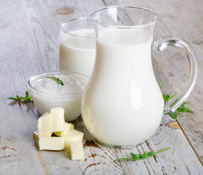 Uống sữa tươi không đường đốt cháy mỡ thừa và calo dư