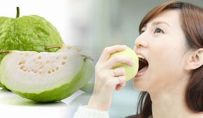 Vài lưu ý cần nhớ khi ăn ổi giảm cân